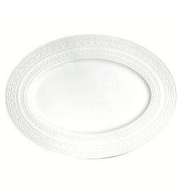 """LPB Casale Oval Rim Platter 15.25"""" (39cm)"""