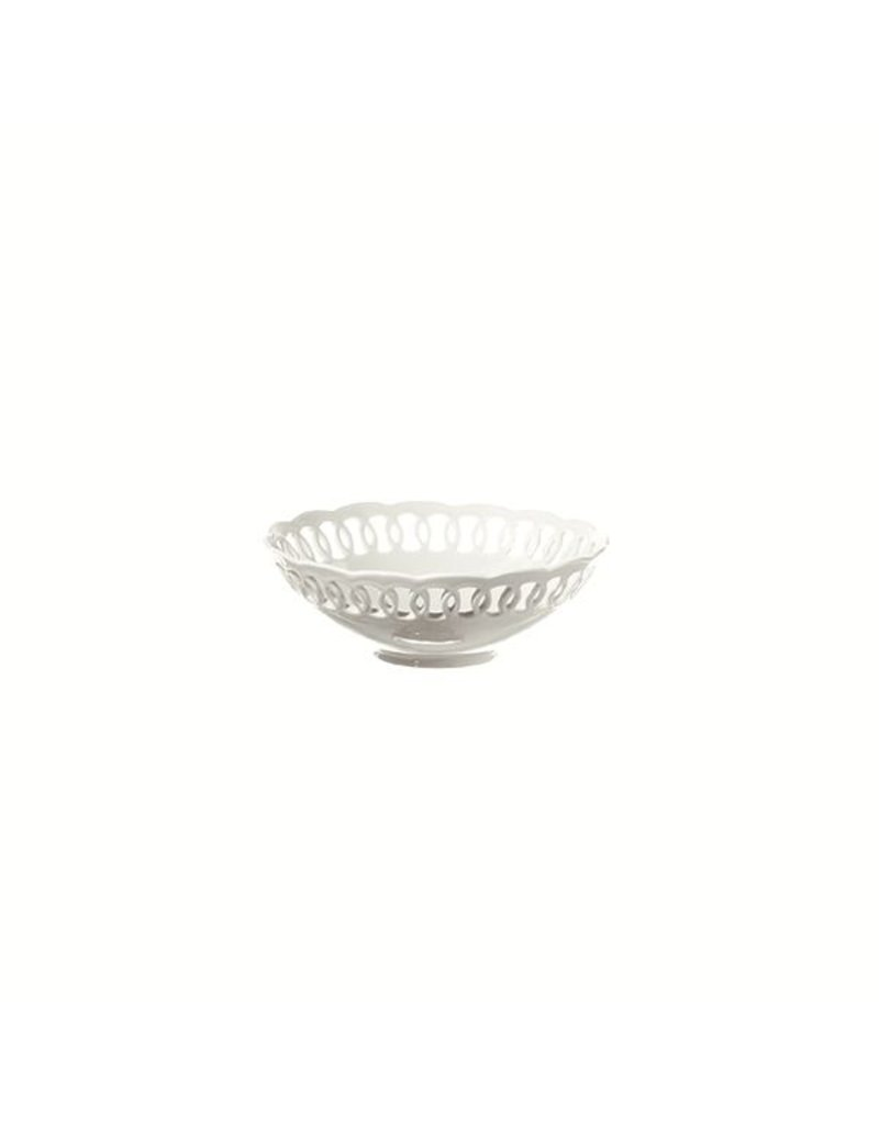 "Fortessa LPB Firenze Carved Bowl7.75"" (20cm)"