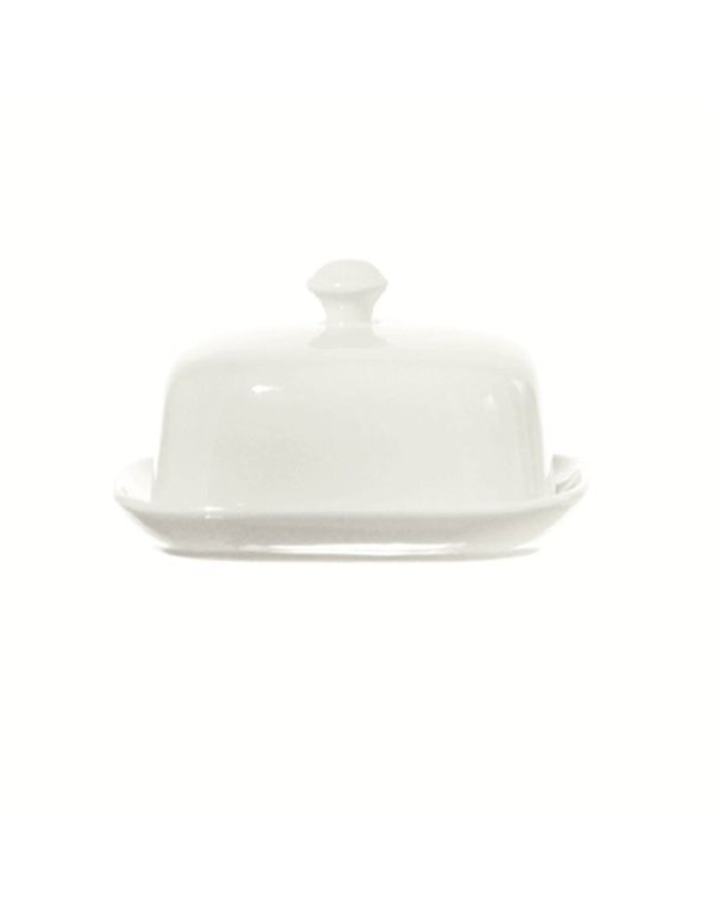 "Fortessa LPB Terrine Covered Butter Dish 7x5.25"" (18x14cm)"