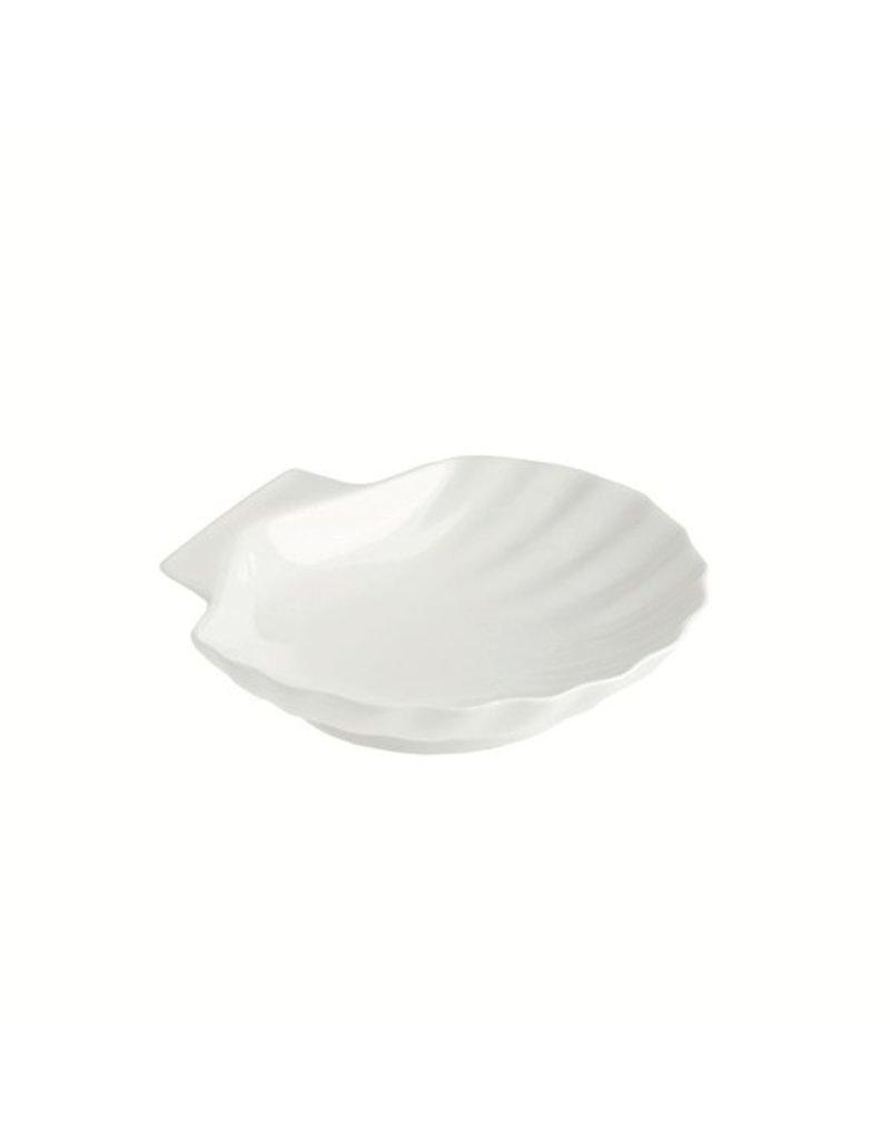 "Fortessa LPB Elba Shell Plate 5"" 13cm)"
