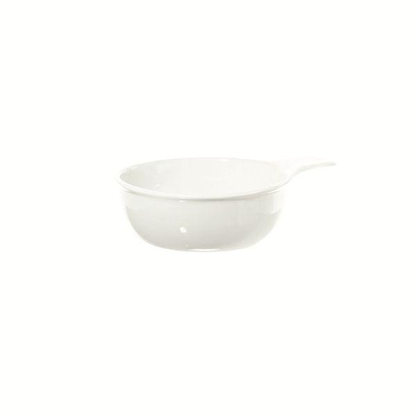 "LPB Terrine Bowl with handle 7x5.5x2"" (18x14x5cm)"