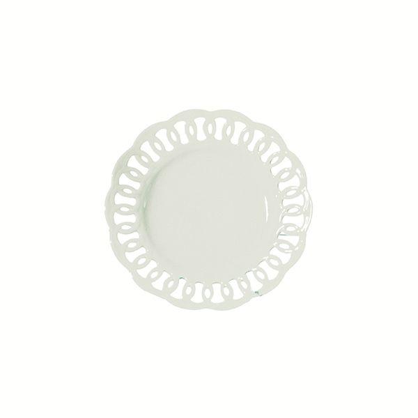 "LPB Firenze Carved Plate 7.75"" (20cm)"