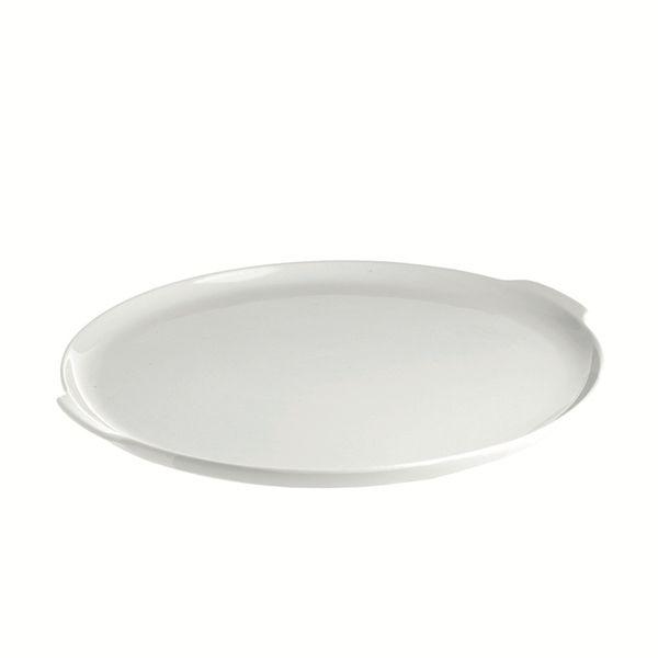 "LPB Arezzo Cake Plate 12.75"" (33cm) with Handles"