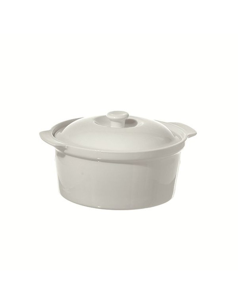 "Fortessa LPB Cortona Round Tureen with lid 10"" (25cm)"
