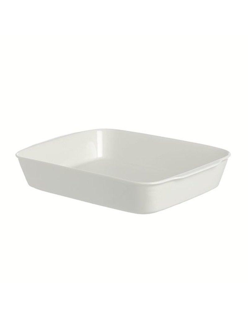 "Fortessa LPB Anghiari Square Baking Dish w/Handles 9x7"" (23x18cm)"