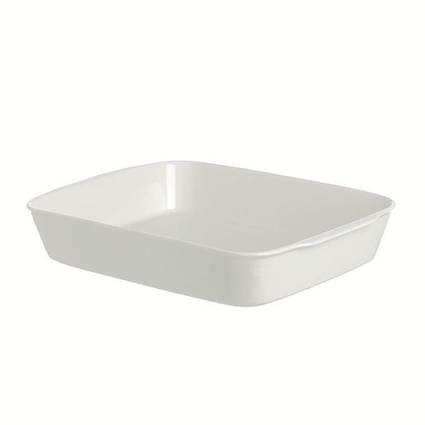 "LPB Anghiari Square Baking Dish w/Handles 9x7"" (23x18cm)"