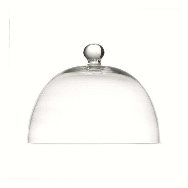 """LPB Arezzo Glass Dome 10.25"""" (26cm)"""