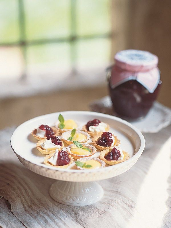 Crostata Sweet Butter Pastry Tarts