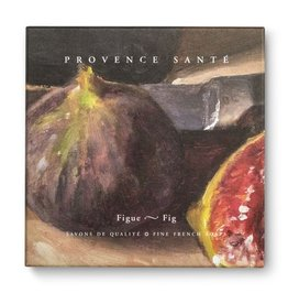 Baudelaire Provence Sante- Gift Soap, Fig 2.7 oz., 4 bar