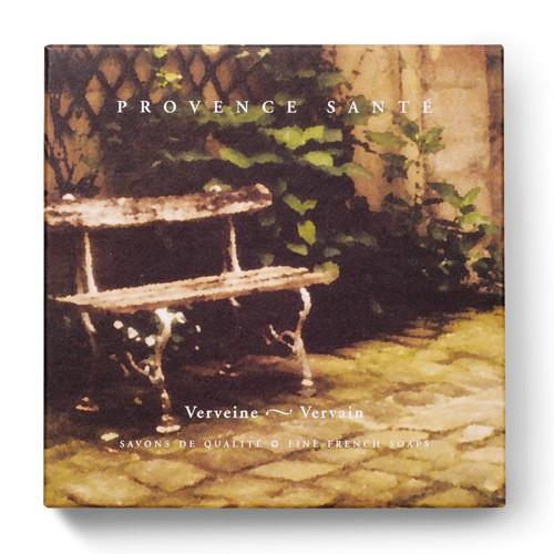 Provence Sante- Gift Soap, Vervain 2.7 oz., 4 bar