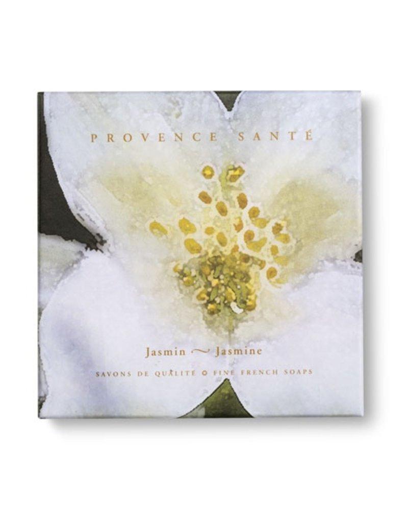 Baudelaire Provence Sante- Gift Soap, Jasmine 2.7 oz., 4 bar