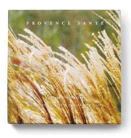 Baudelaire Provence Sante- Gift Soap, Vetiver 2.7 oz., 4 bar