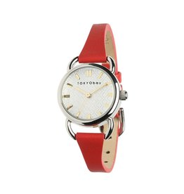 Tokyo Bay FRANCES WATCH, RED
