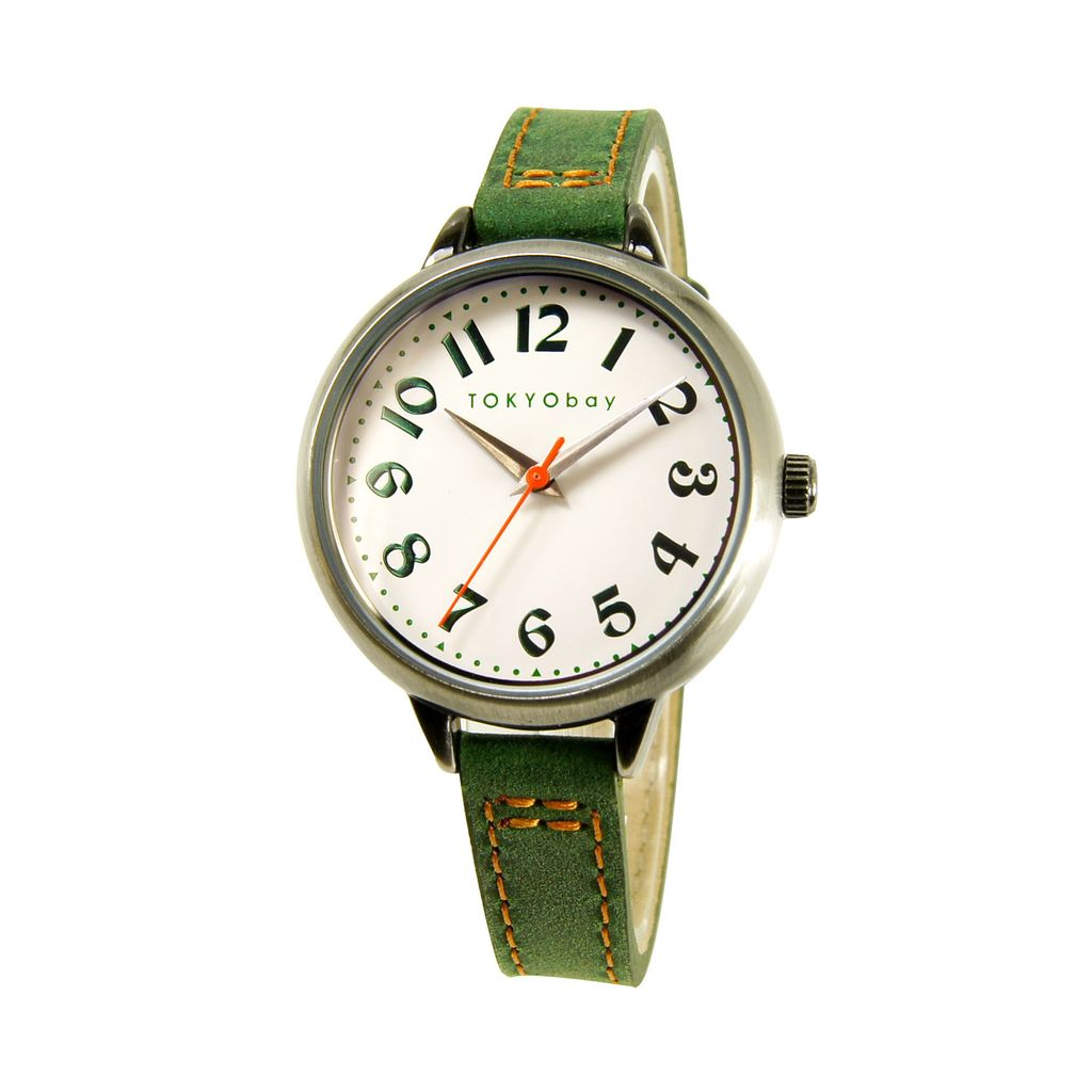 TRAIL WATCH, GREEN