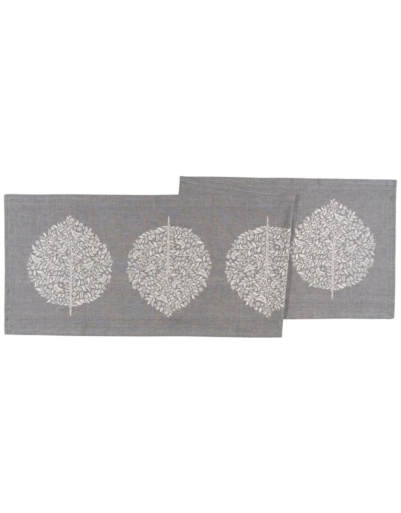 Good Now Designs 72u201d Table Runner, Elmwood