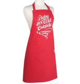 Now Designs BABY IT'S COLD OUTSIDE APRON