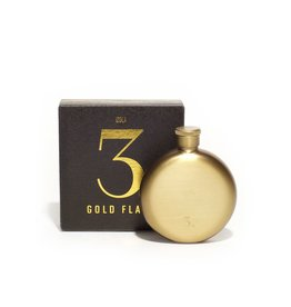 Izola GOLD 3 OZ FLASK