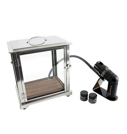 "Fortessa Crafthouse 9.5x10.8"" (24x28cm) The Smoking Box™ w/ Smoke Gun"