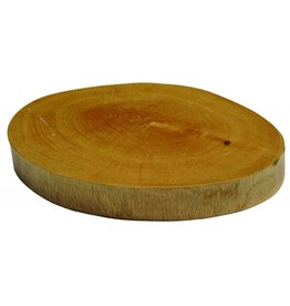 Be Home Mango Wood Board Round