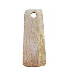 Natural Mango Wood Rectangular Board