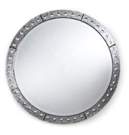 "Venetian Round Mirror, 32"""
