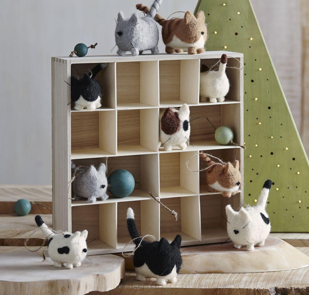 Fat Cat Ornament
