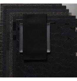 Linen Napkin 21x21 BLACK