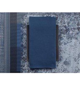 Chilewich Linen Napkin 21x21 BLUE