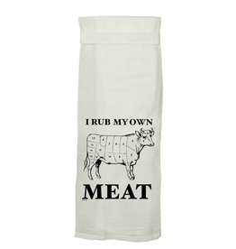 Rub Meat Kitchen Towel
