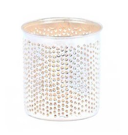 Filisky Candle Holder, Silver