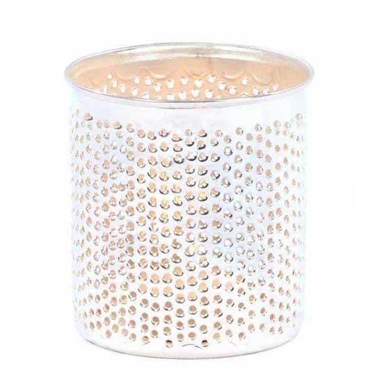 Filisky Candle Holder, Silver