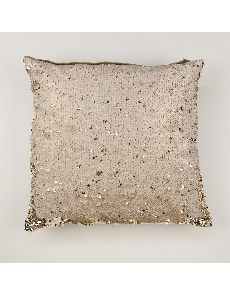 Zenza zenza dancer pillow, gold and off-white - considered items for a