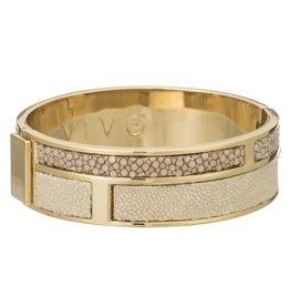 Vivo Mosaic Bracelet - Ivory Putty