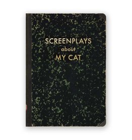 Mincing Mockingbird Screenplays About My Cat Journal