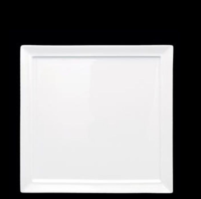 "Tavola Square Plate 8"""