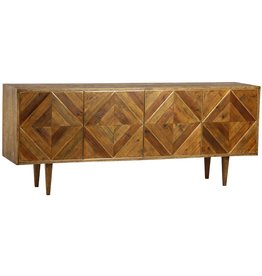 Dovetail JOSEF SIDEBOARD<br /> Depth: 18<br /> Height: 32