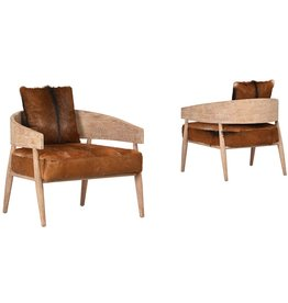 Dovetail MARAA OCCASSIONAL CHAIR<br /> Depth: 18<br /> Height: 32