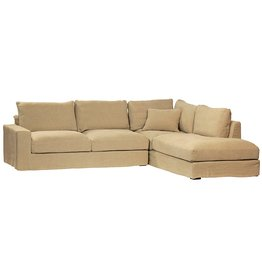Dovetail OXFORD L SHAPE SOFA<br /> Depth: 18<br /> Height: 32