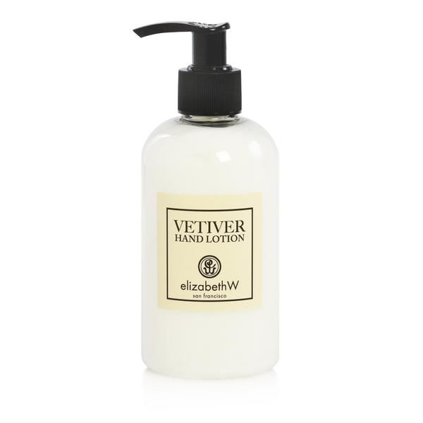 Vetiver Hand Lotion 8oz.