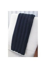 Fat Rib Cotton Throw