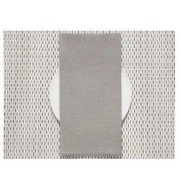 Linen Napkin 21x21 PALE GREY