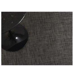 Chilewich LTX Basketweave Floormat 35x48 CARBON