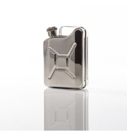 Brouk Drill Sergeant Jerry Can Flask, 6oz.