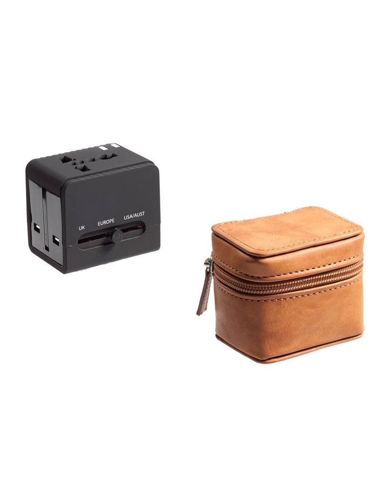 Brouk Charge Up Travel Adapter