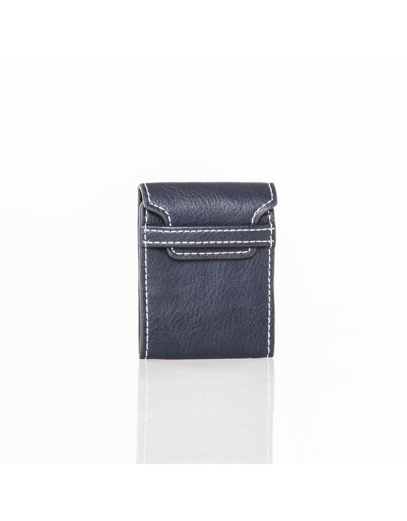Brouk Travel Collar Stay Set - Blue