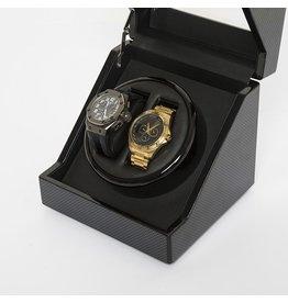 Brouk Carbon Fiber Wooden Watch Winder