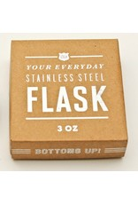 Salut 3 oz. Flask