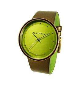 Tokyo Bay Barbarella Watch- Green