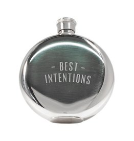 Best Intentions 5 oz. Flask
