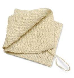 Baudelaire Sisal Wash Cloth